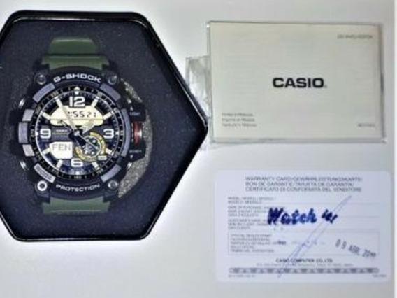 Relogio Casio G-shock Mudmaster Gg-1000-a3dr