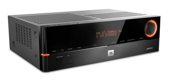 Receiver Jbl Avr1010 5.1 3d Hdmi Ethernet 3d Dolby True 4k