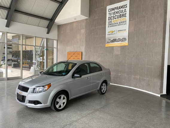Chevrolet Aveo 2017 1.6 Lt At