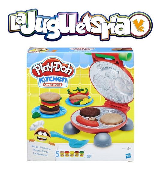 Play Doh Hamburguesas 20green