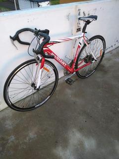 Bici Rutera Componentes Shimano.
