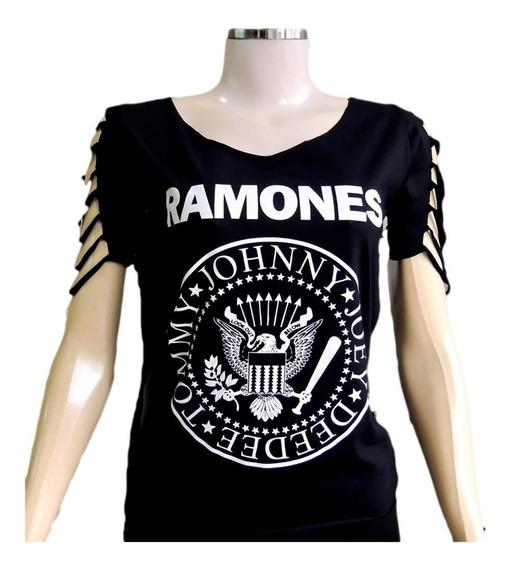 Camiseta - Banda De Rock - Ramones