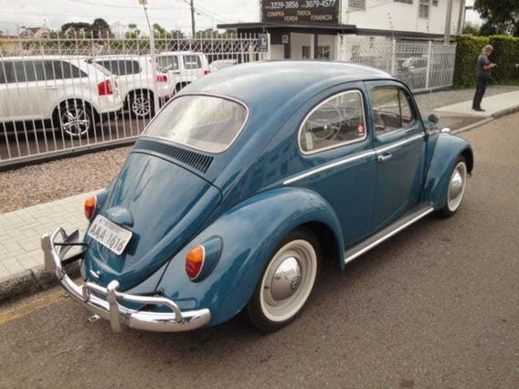 Volkswagen Fusca 1500 2p 1965