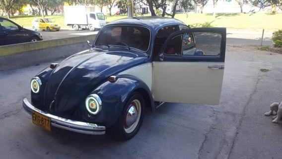 Volkswagen Escarabajo Alemán Modelo 50