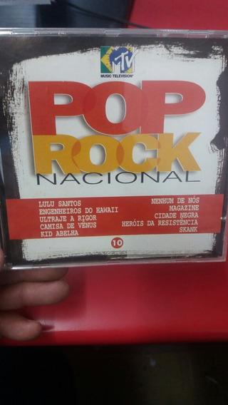 ROCK & NACIONAL BAIXAR COLETNEA CD CARAS POP MTV