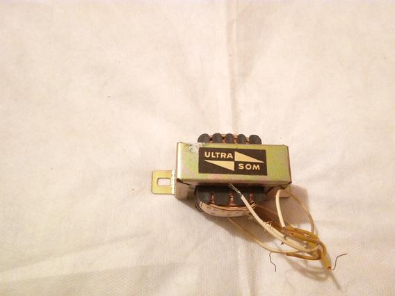 Transformador Ultra Som Para Rádios Antigos