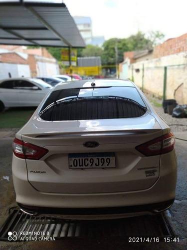 Ford Fusion 2013 2.0 Gtdi Titanium Awd Aut. 4p