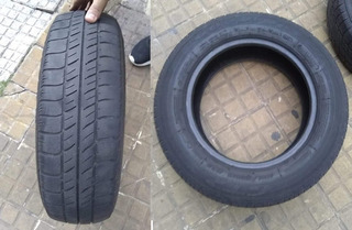 4 Cubiertas: 1 Pirelli 1 Goodyear 2maxi Sport 165/70/13 C/u