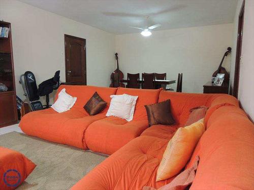 Apartamento Em Santos Bairro Ponta Da Praia - V7627