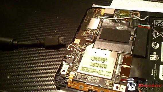 Placa Asus Memo Pad 7 Me173x K00s Não É De Chip