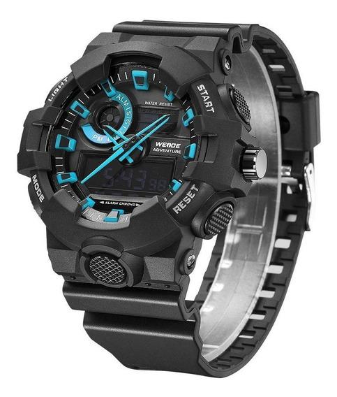 Relógio Masculino Weide G-shock Barato Dj0087