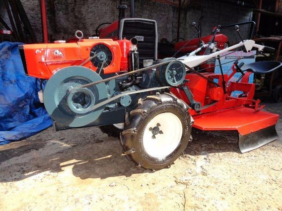Micro Trator Tobata 14 Cavalos Com Aparador - Tobata/yanmar