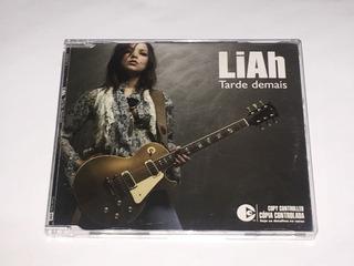 Cd Liah - Tarde Demais - Single
