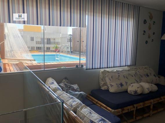 Apartamento A Venda No Bairro Enseada Em Guarujá - Sp. - 2911-1