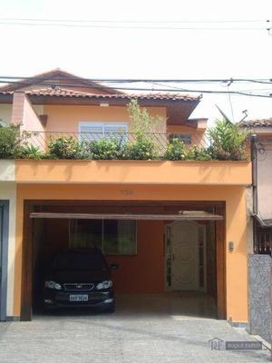 Casa Residencial À Venda, Jardim Ester, São Paulo. - Ca0517