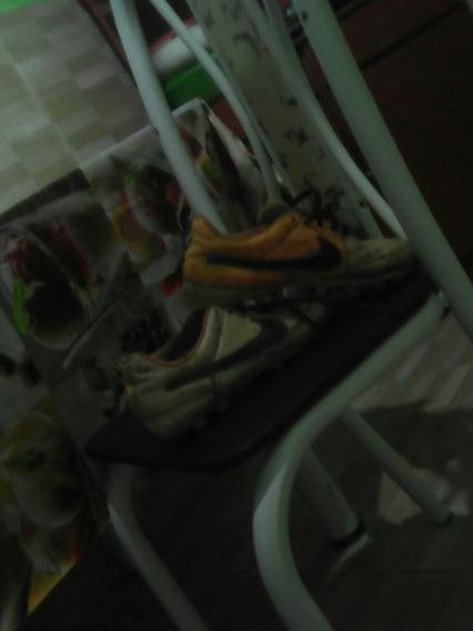 Chuteira Da Nike Original Coro De Grosso Para N° 35 36