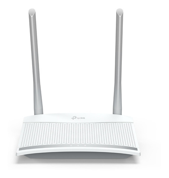 Router Wifi Tp-link Tl Wr820n 300 Mbps 2 Ant