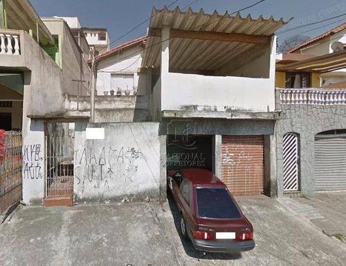 Terreno Residencial À Venda, Vila Vitória, Santo André. - Te0570