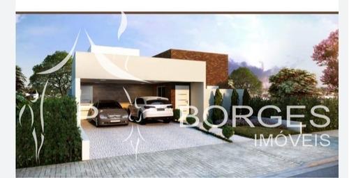 Casa À Venda Em Condomínio Portinari - Ca001201