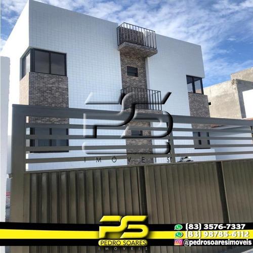 Apartamento Com 2 Dormitórios À Venda, 56 M² Por R$ 125.000 - Gramame - João Pessoa/pb - Ap2824