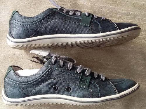 bf8276df5 Democrata - Sapatos para Masculino Verde-musgo com o Melhores Preços ...