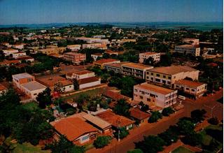 Pla-56518- Postal Palotina, P A, Vista Panoramica