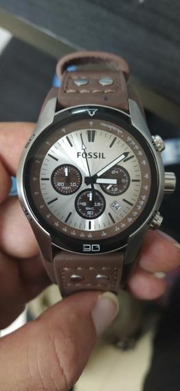 Relógio Fóssil Coachman Novo