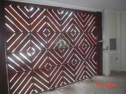 Imagem 1 de 30 de Casa Com 4 Dormitórios Para Alugar, 450 M² Por R$ 12.000,00 - Campo Grande - Santos/sp - Ca0749
