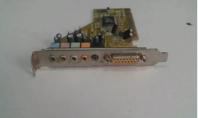 Placa Audio Cmi8738 Pci