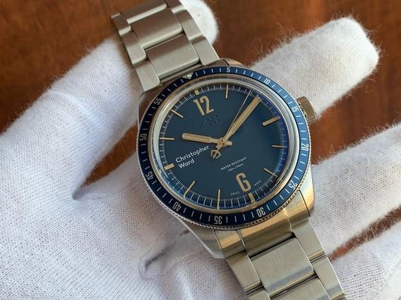 Relógio Christopher Ward C65 Trident Diver Mechanical