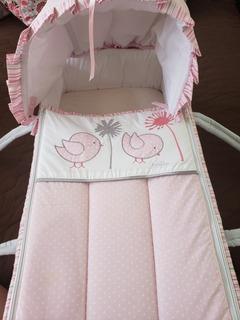 Bambineto Para Bebé Babbu Pollitos Rosa
