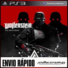Wolfenstein The New Order - Jogos Ps3 Midia Digital
