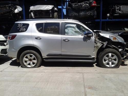Sucata Batidos Peças Trailblazer V6 Gasolina E Diesel 2014