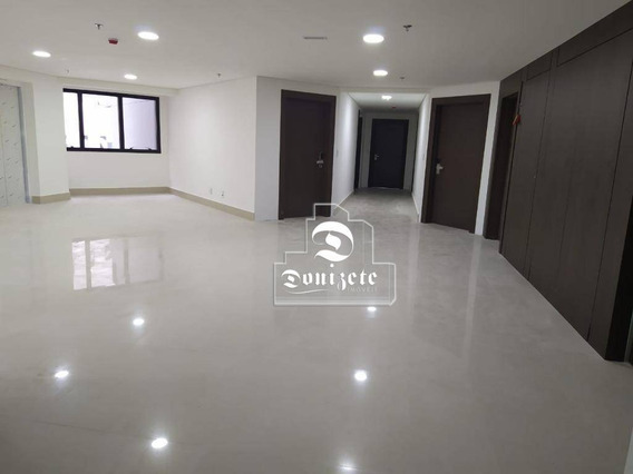 Sala À Venda, 44 M² Por R$ 350.000,01 - Centro - Santo André/sp - Sa0959