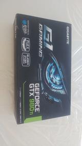 Gtx 980ti Windforce G1 Gigabyte