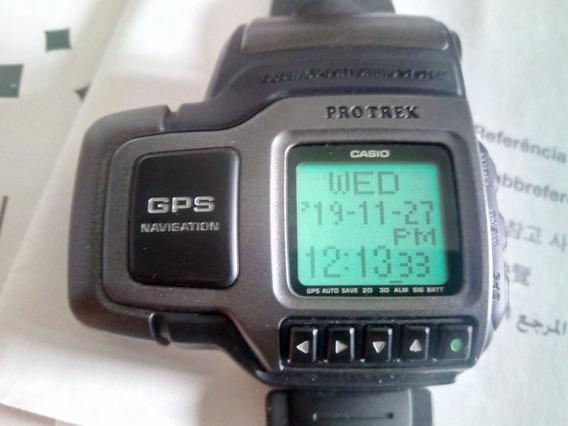 Relógio Casio Protrek Gps Prt1 Gpj1t