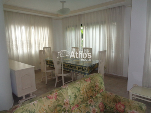 Apartamento A Venda Ou Locação Na Enseada - Guarujá Sp - Ap01463 - 34235333