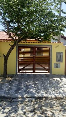 Casa Nova Para Venda Em Itanhaém Com 2 Dormitórios Isolada