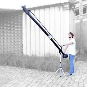 Grua P/ Filmagem Gazjib Standard - Sem Tripé - 2,4m