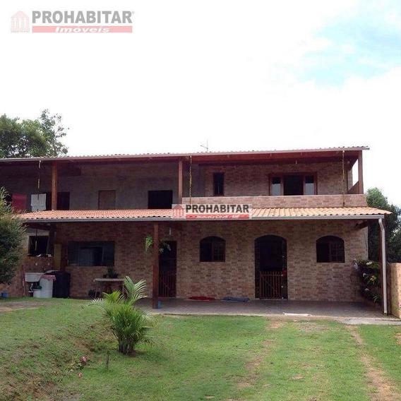 Chácara Rural À Venda, Parelheiros, São Paulo - Ch0115. - Ch0115