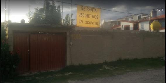 Rento Terreno Comercial De 250 Metros Cuadrados Cerca De Cu