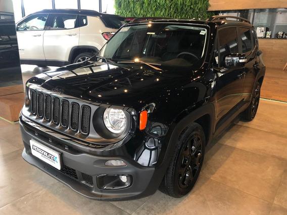 Jeep Renegade Nigth Eagle 1.8 Automatico Flex 2018