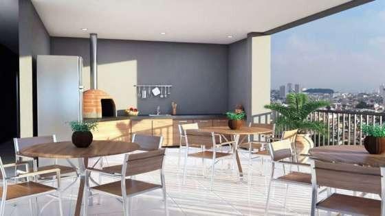 Apartamento Na Planta 2 Quartos Em Vila Matilde - Sp