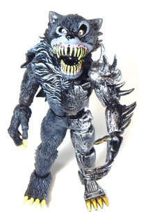 Five Nights At Freddys Figura Nightmare Wolf Lobo Twisted