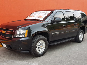 Chevrolet Suburban 5.3 Piel Aa Dvd 2da. Cubo At 2013