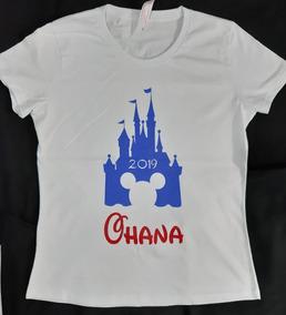 Playera O Blusa Para Viaje A Disney