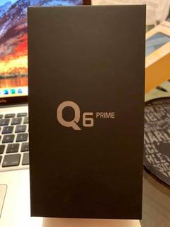 Lg Q6 Prime 32 Gb Nuevo Caja Sellada