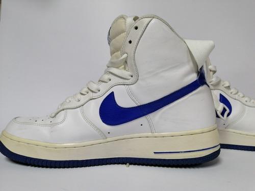 excusa Primitivo globo  Zapatillas Nike Af1 High Caña Alta Vintage | Mercado Libre
