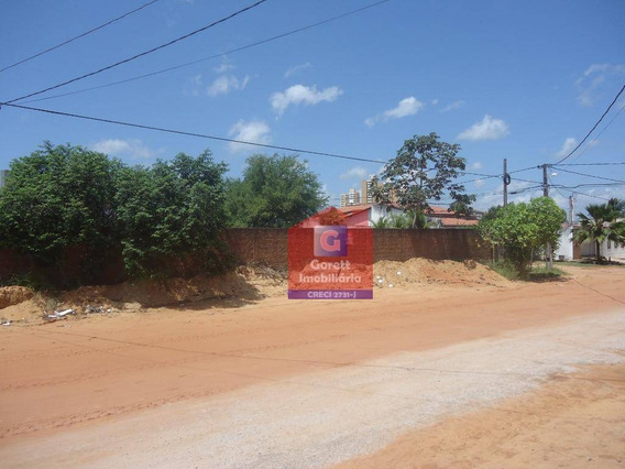 Terreno Comercial Para Locação, Pitimbu, Natal. L0688 - Te0011