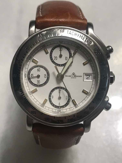 Relógio Baume & Mercier® Malibu Chronograph Automático